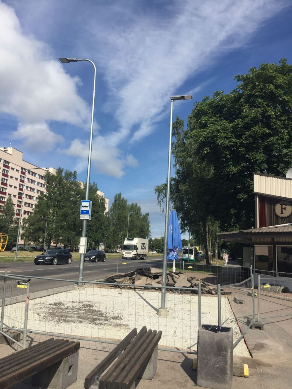 asfalti eermaldamine